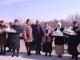 Женщины-активистки Худжанда передали военнослужащим сладости