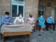 Худжанд: Встреча в махаллах Тути Калон и Чорчарог